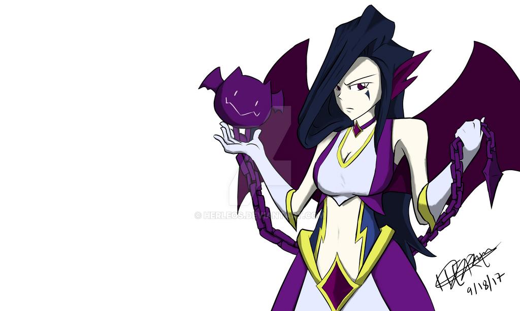 FMS #2: Star Guardian Morgana V1 by Herleos