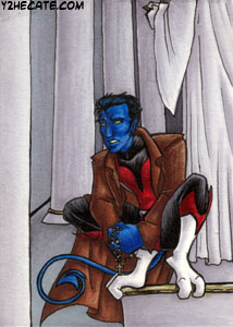 ATC Nightcrawler by y2hecate