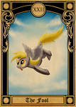 Pony Tarot Cards: Derpy the Fool