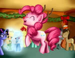 Draft Event Scene - Pinkie's Song