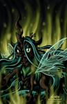 Queen Chrysalis - The Change
