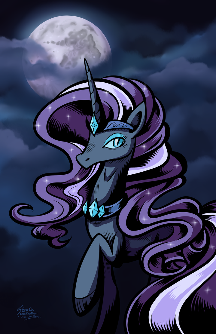 Nightmare Rarity by SouthParkTaoist