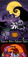 Nightmare Before Nightmare Nights by SouthParkTaoist