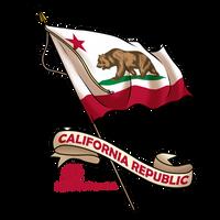 Flag of the California Republic