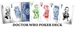 Cards - Doctor Who Poker Deck
