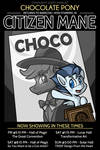 Chocolate Pony at BABSCon 2017 - Booth H17-H18