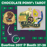 Vending at Everfree Northwest Booth 27-28