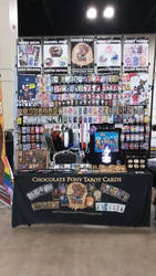 Booth at San Japan 2017 by SouthParkTaoist