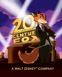 20th Century Disney Fox by SouthParkTaoist