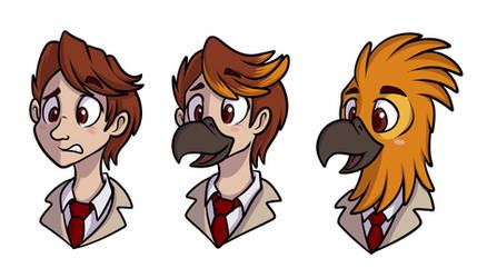 Boy to Bird