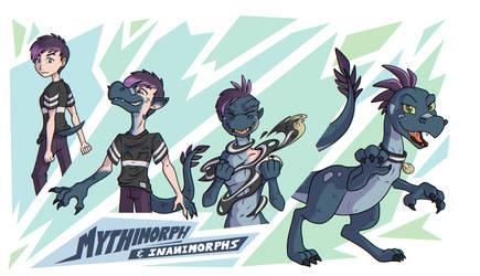 Mythimorph and Inanimorphs