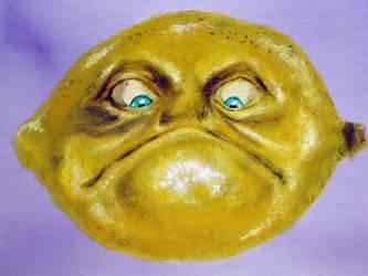 Grumpy Lemon: Traditional by Azterion
