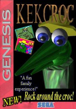 Kekcroc