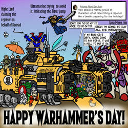 Happy Warhammer Day!!