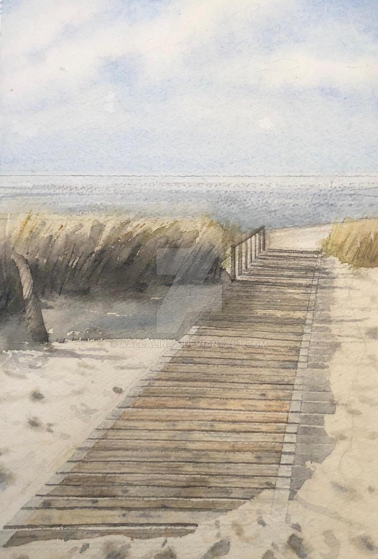 Ashore by aalcalinaa