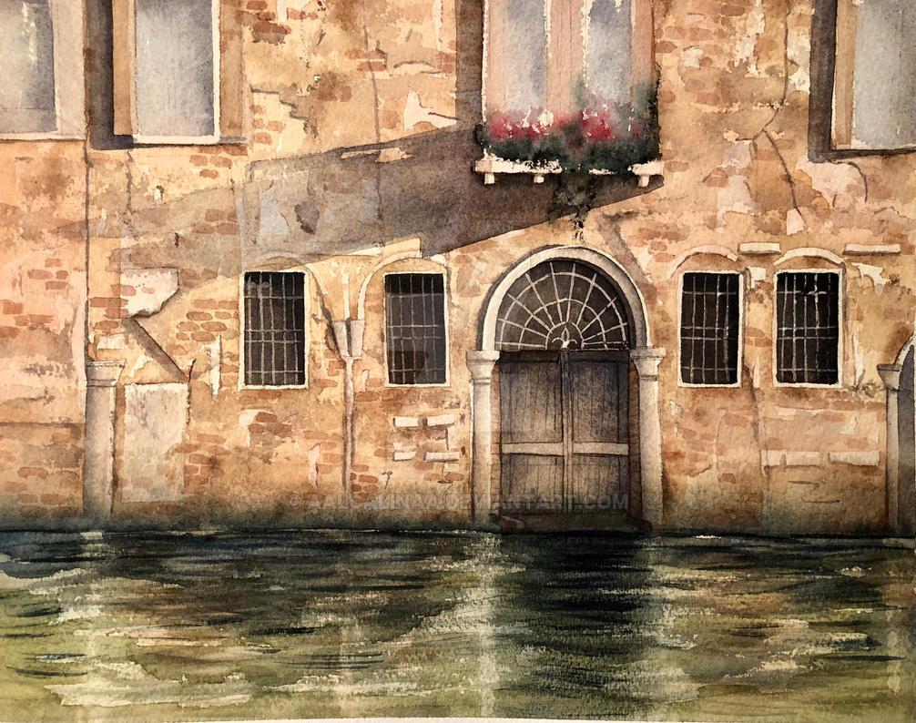 Venice Mold by aalcalinaa