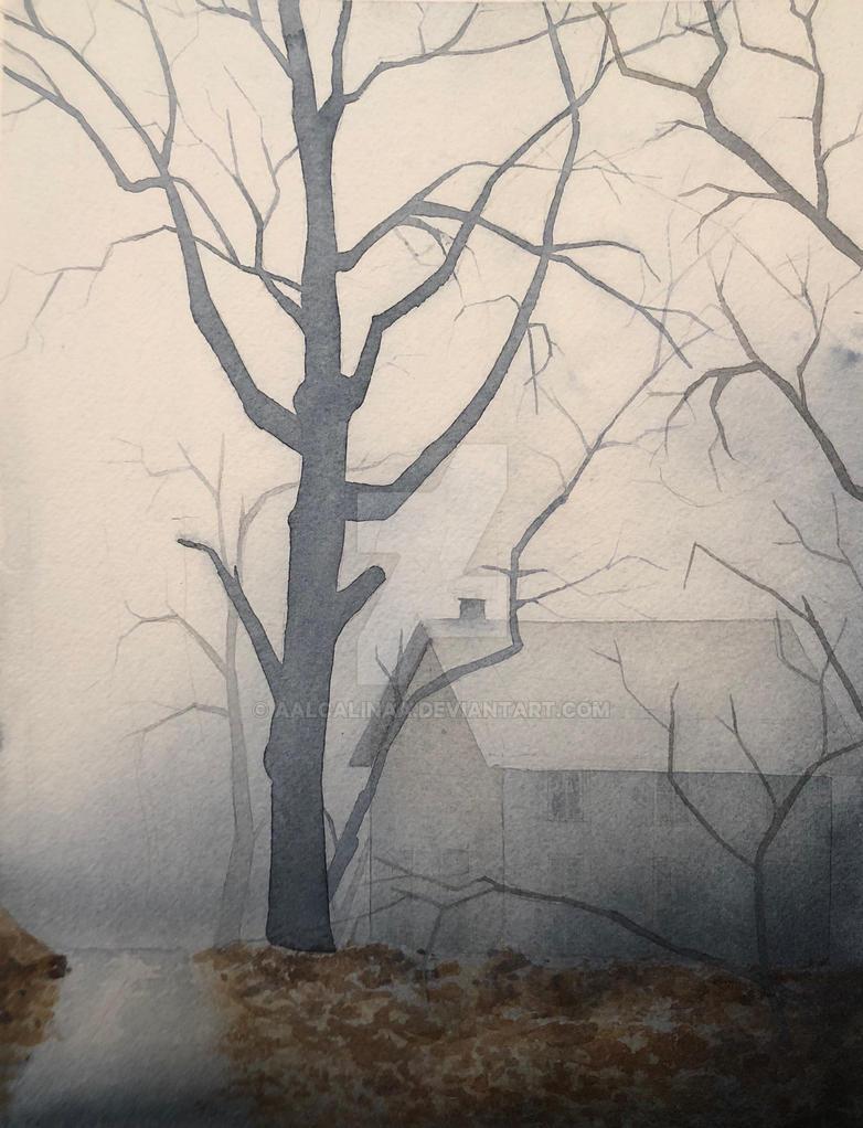 Mist by aalcalinaa