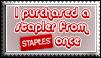 staples stapler by Kuwaizair