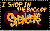 spencers stamp by Kuwaizair