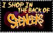 spencers stamp by Kuwaizair