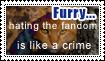 furry just a fandom by Kuwaizair