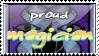 persona magician by Kuwaizair