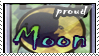 persona moon by Kuwaizair