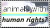 animal human rights by Kuwaizair