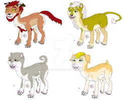 i want in on this adoptable thing 7 Hudogs