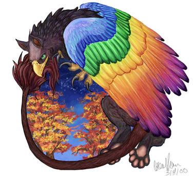 fall keeper by Kuwaizair