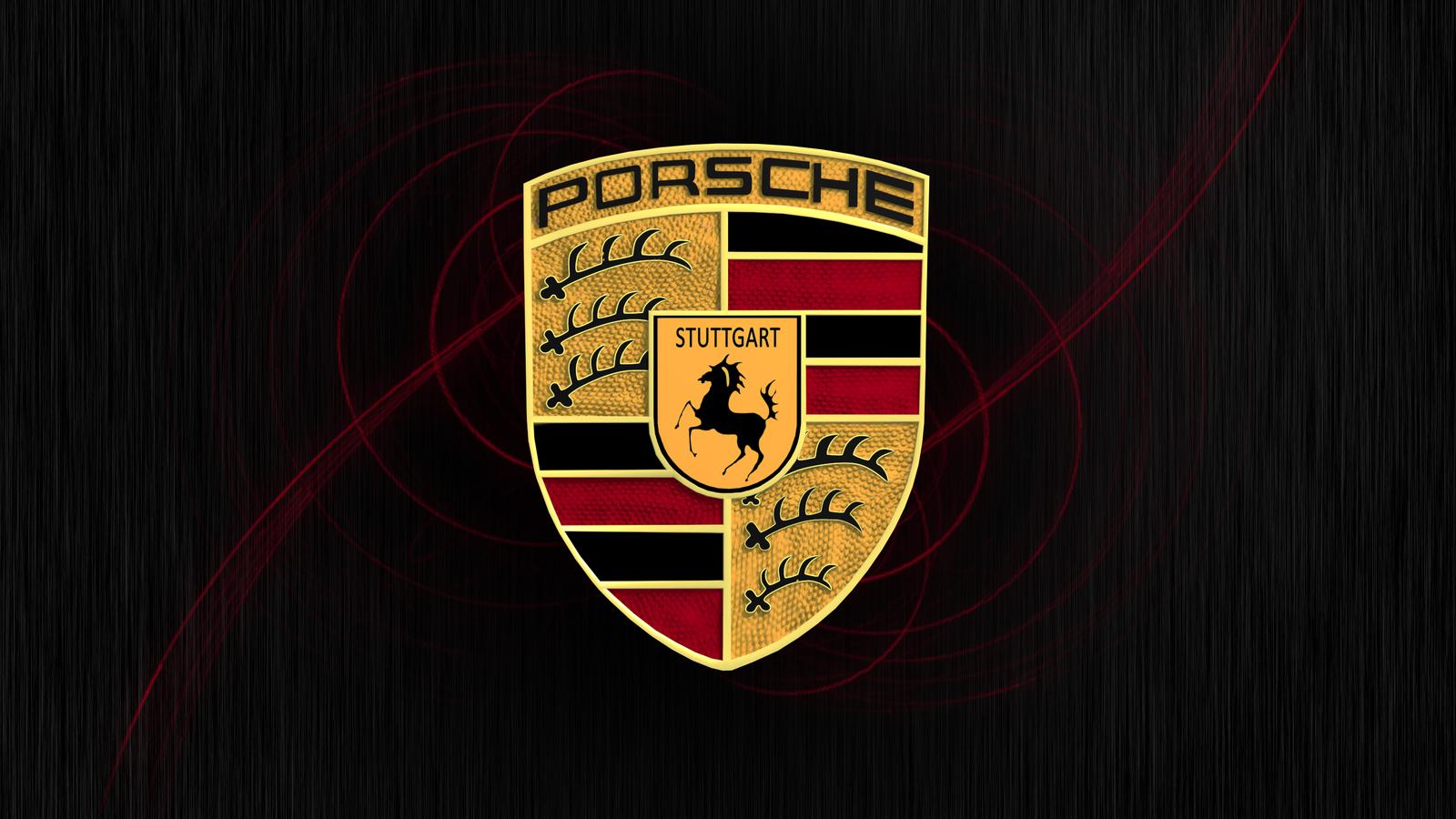 Porsche Emblem By Jokr17 On Deviantart