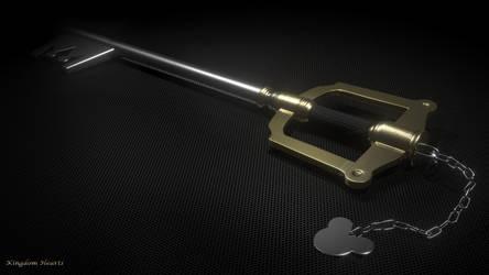 Keyblade by Jokr17
