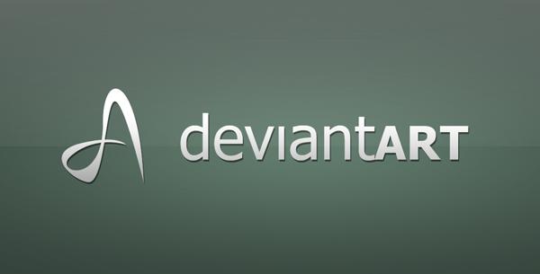 dA logo upgraded by Surfer-HUN