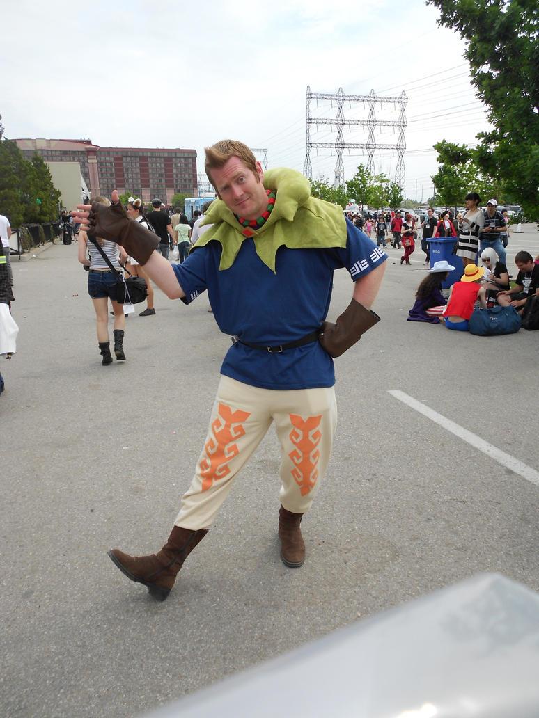 Anime North 2012 - Legend of Zelda: Skyward Sword by TehTig3r