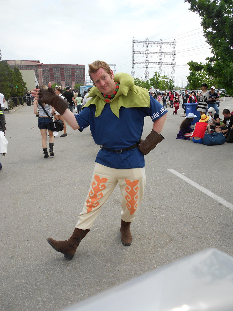 Anime North 2012 - Legend of Zelda: Skyward Sword by TehTig3r