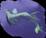 Sea flap flap