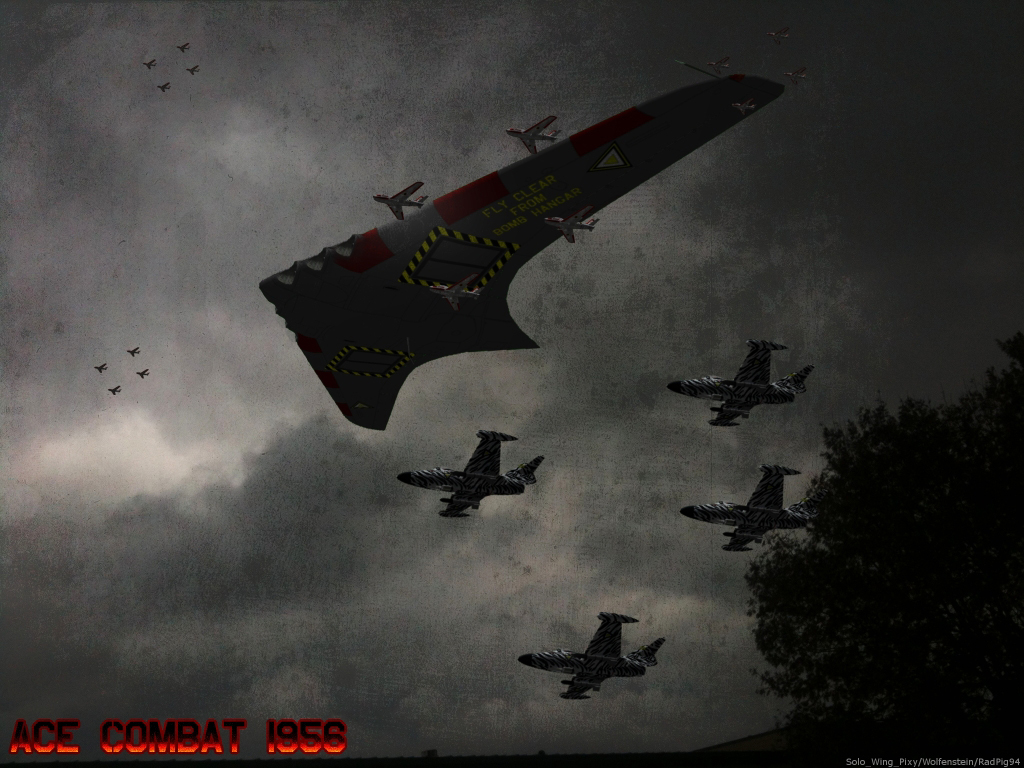 Ace Combat 1956: End of Days