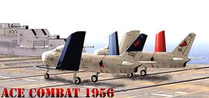 Ace Combat 1956: Carrier Op