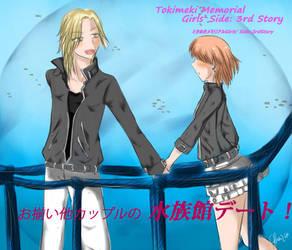 TMGS3: Aquarium Date with Ruka