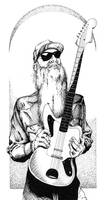 ZZ Top by RexorcisT