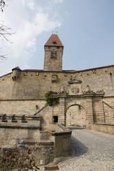Coburg castle Stock 03 by Malleni-Stock
