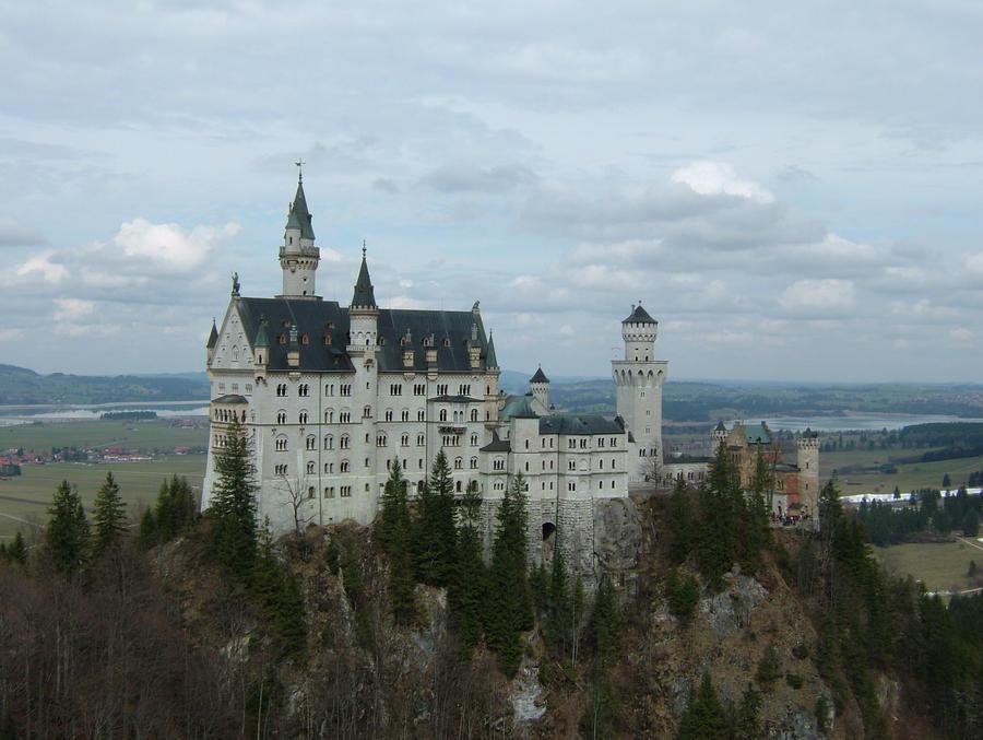 Neuschwanstein Castle Stock 01