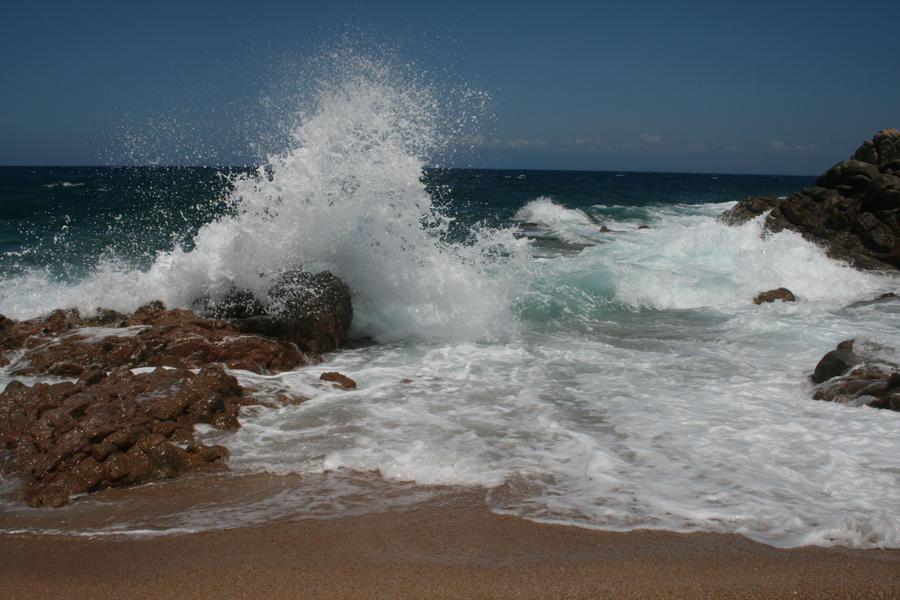 Ocean Stock 013 by Malleni-Stock