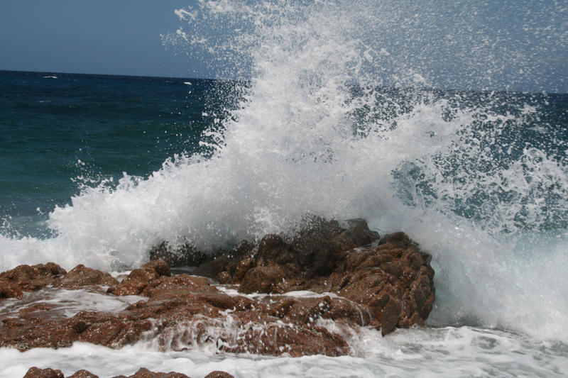 Ocean Stock 017 by Malleni-Stock