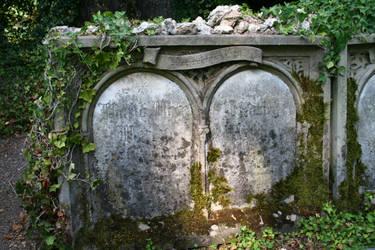 Landau Cemetery Stock 01 by Malleni-Stock