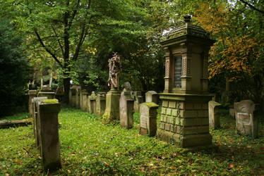 Landau cemetery Stock 03 by Malleni-Stock