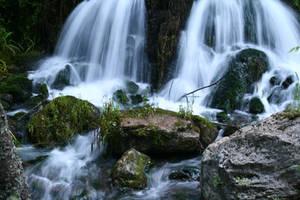 Waterfall Stock 01 by Malleni-Stock