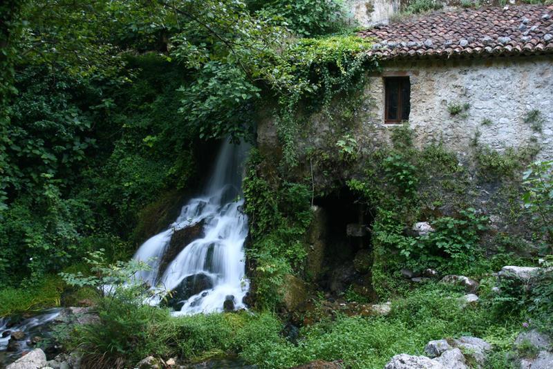 Waterfall stock 06