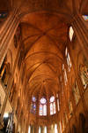 Notre Dame Interior Stock 11