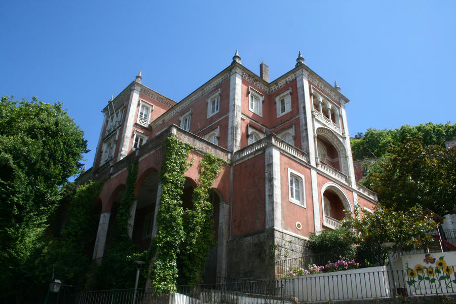 Sintra Stock 15 by Malleni-Stock